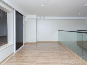 保利公园  挑高4米8 双层公寓精装修