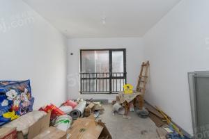 中城国际二期西南向全明户型正规一房一室一厅清水毛坯可看