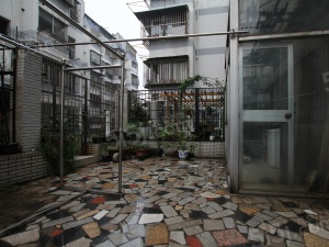 夫子庙 建康路 建康花苑 带40平大院子 东边全明有窗户方便