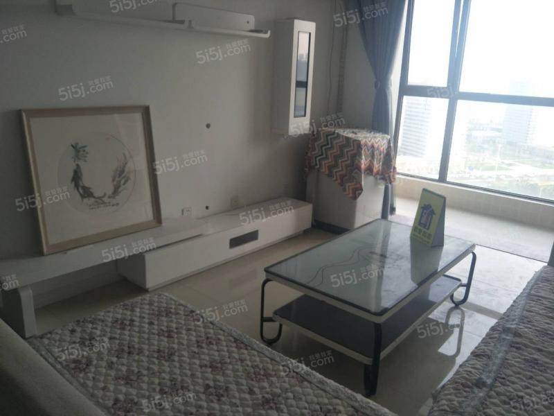 青岛我爱我家世茂诺沙湾二期,稀缺套一户型,海景东方影都旁第1张图