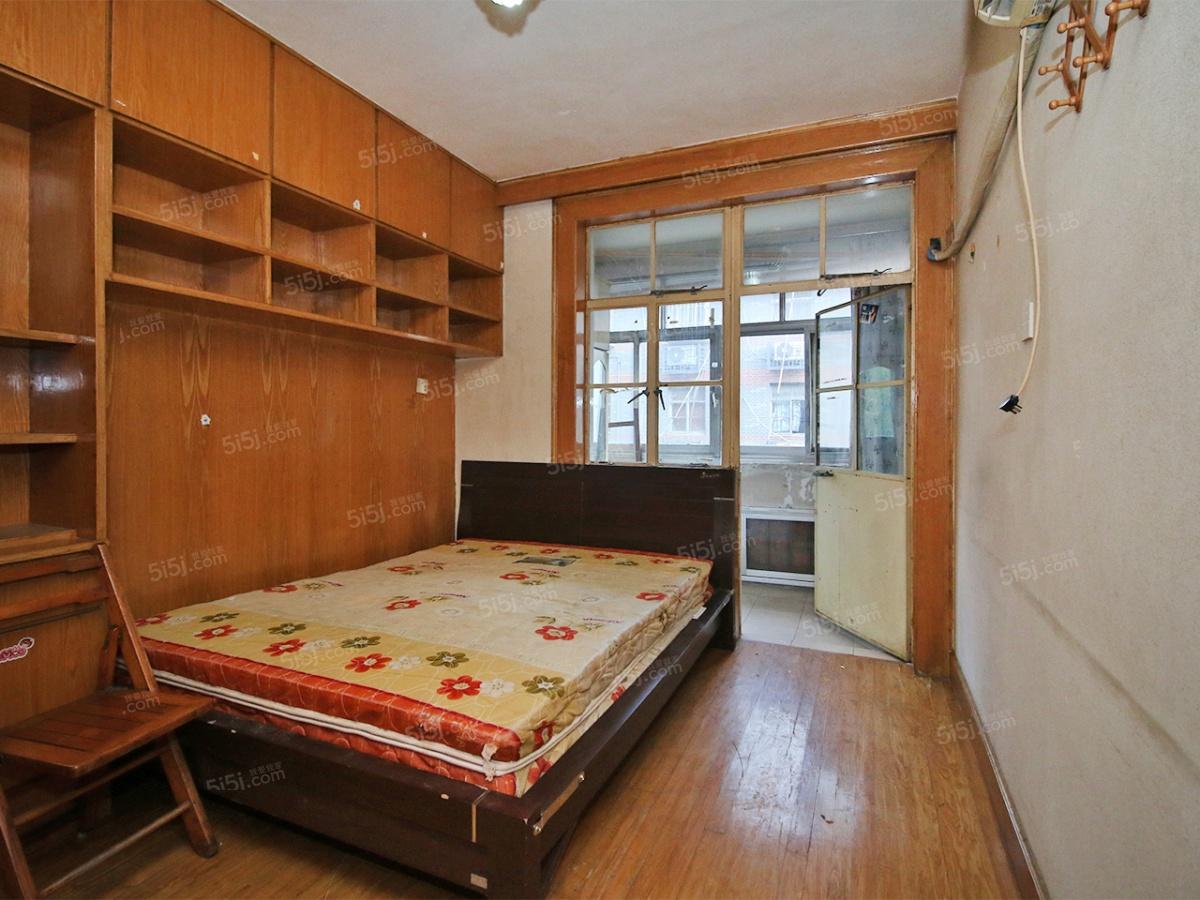 迈皋桥地 铁口 小两房 中间楼层 房东诚售二手房