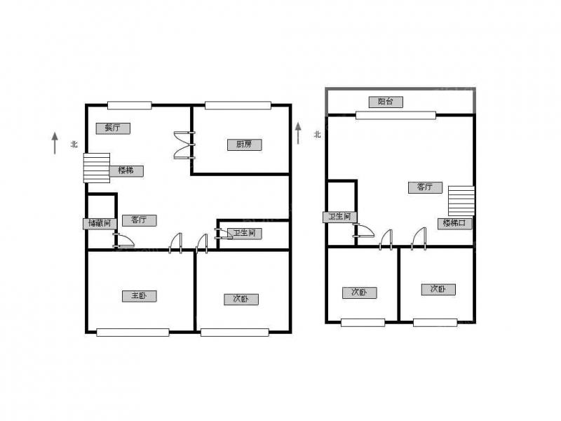 常州我爱我家丹丽花园二楼精装三室两厅两卫 阳光花园 城北新村旁第14张图