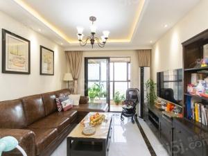 中海国际 满2年精装修两房 保养很好 视野采光佳 看房方便