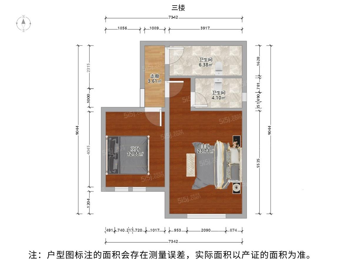 新出太湖上景上叠东边户,低于市场价10万出售,近太湖二手房
