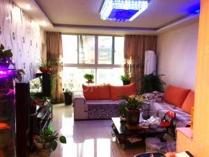 宁南 翠岛花城 改善三房 楼层高采光好 小区中间不临街