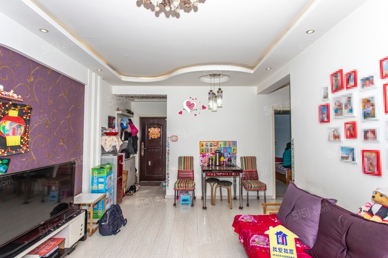 舒畅欣园 精装两室 低楼层 全明户型 总价低