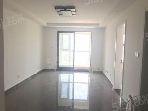 青岛我爱我家世茂诺沙湾高层,两室两厅,精装套二没住过谁是看房