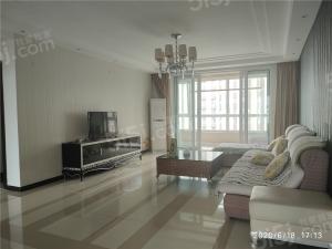 青岛我爱我家海上嘉年华精装套三,随时看房,家具家电齐全