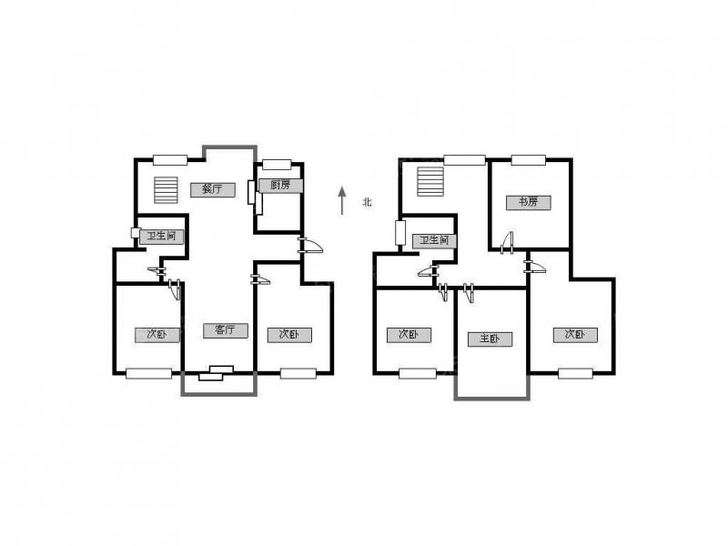 常州我爱我家良常小学春风新村旁凤凰城电梯精装大平方5室好房出售第12张图