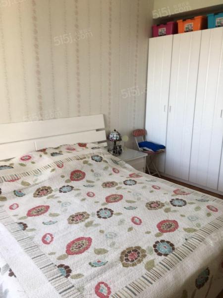 青岛我爱我家香缇树 2室1厅1卫 3200元/月 精装修 95平第1张图