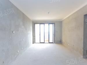 新上海亮南北通透小三房,纯毛坯,送车位,好楼层,直接看房