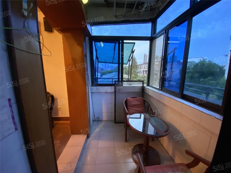 常州我爱我家新出勤业新村精装2房朝南户型方正楼层采光好双阳台诚售第6张图